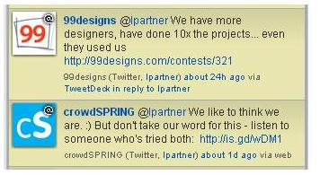 tweets-cspring-99designs